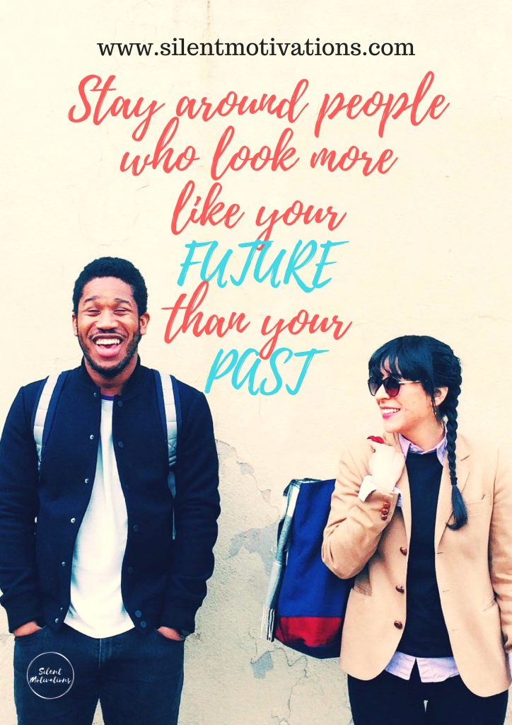 Look Future Not Past