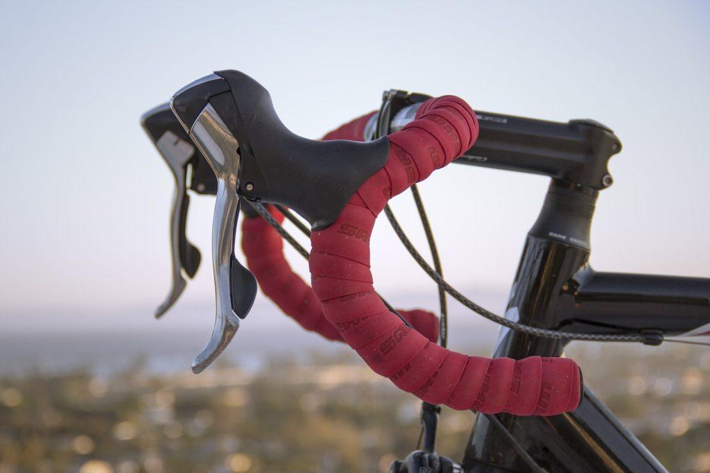 Cycle Handle and Brake