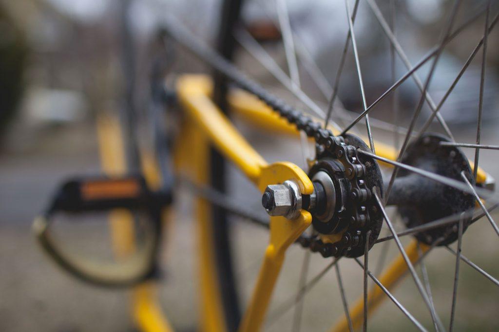 Cycle chain