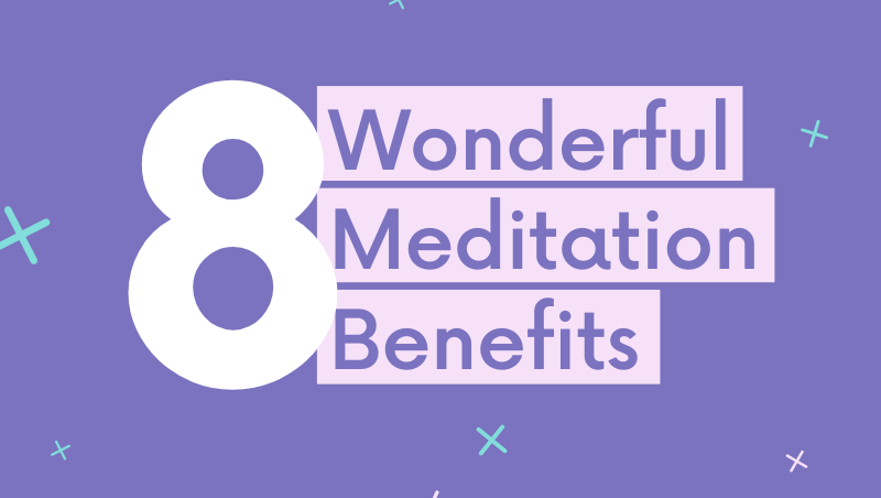wonderful meditation benefits