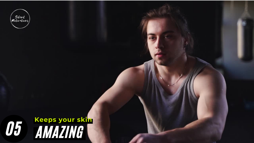 active lifestyle makes your skin glow